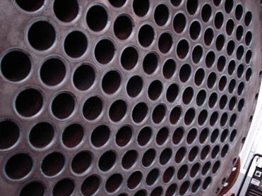 管殼式換熱器用途