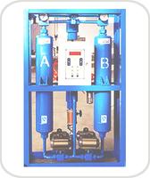 GGW無熱再生空氣幹燥器